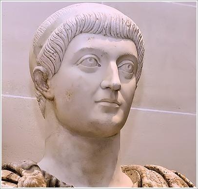 Constans Roman Emperor