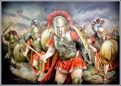 The Spartan conquest of Samos