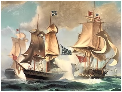 naval battle of Samos