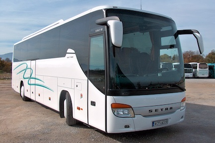 Samos bus