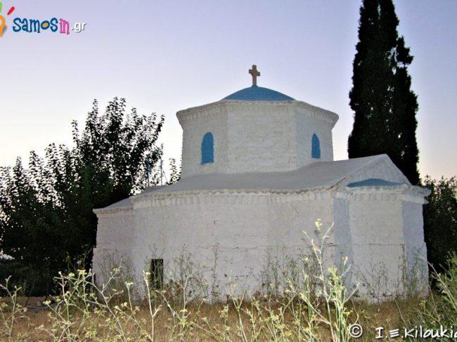 Ναός Οσίας Ματρώνας της Χιοπολίτιδας