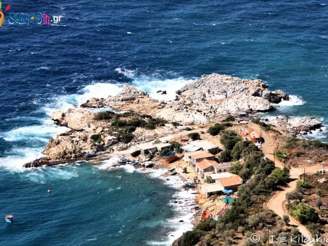 Agios Isidoros Bay (Ai Sideris)