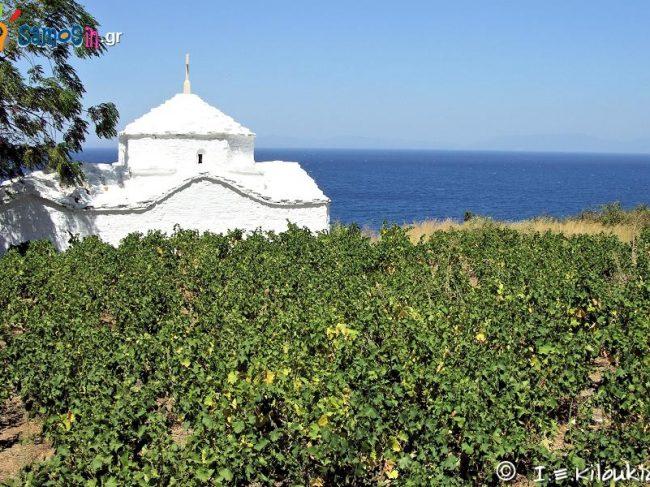 Agios Konstantinos church at Agios Konstantinos