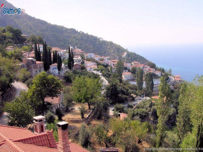 Ampelos village