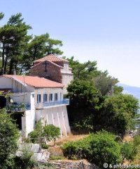 Βαγγελίστρα Σκάλας Μοναστήρι