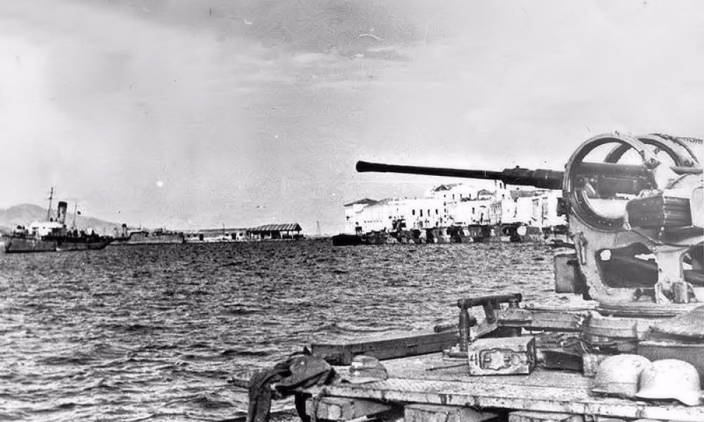 Κατοχή, Αντίσταση και Απελευθέρωση της Σάμου, 08/05/1941 – 05/10/1944