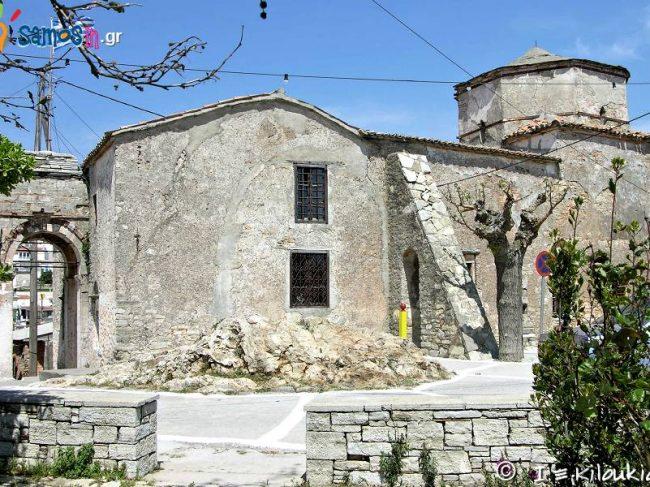 Ναός Κοίμησις της Θεοτόκου στον Πλάτανο