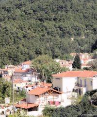 Agii Theodori village