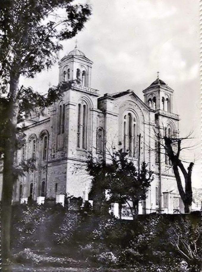 ο Άγιος Σπυρίδωνας περί το 1910