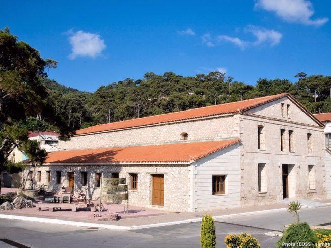 Wine museum of Samos
