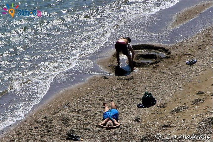 παραλία Κλήμα