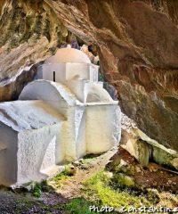 Ναός Παναγίας Μακρινής στην Καλλιθέα