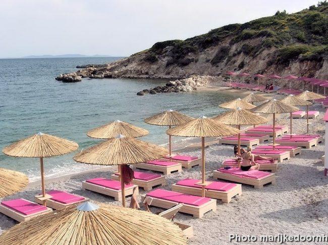 παραλία Πρωτέας