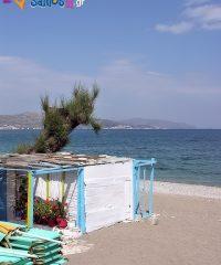 παραλία Ηραίον