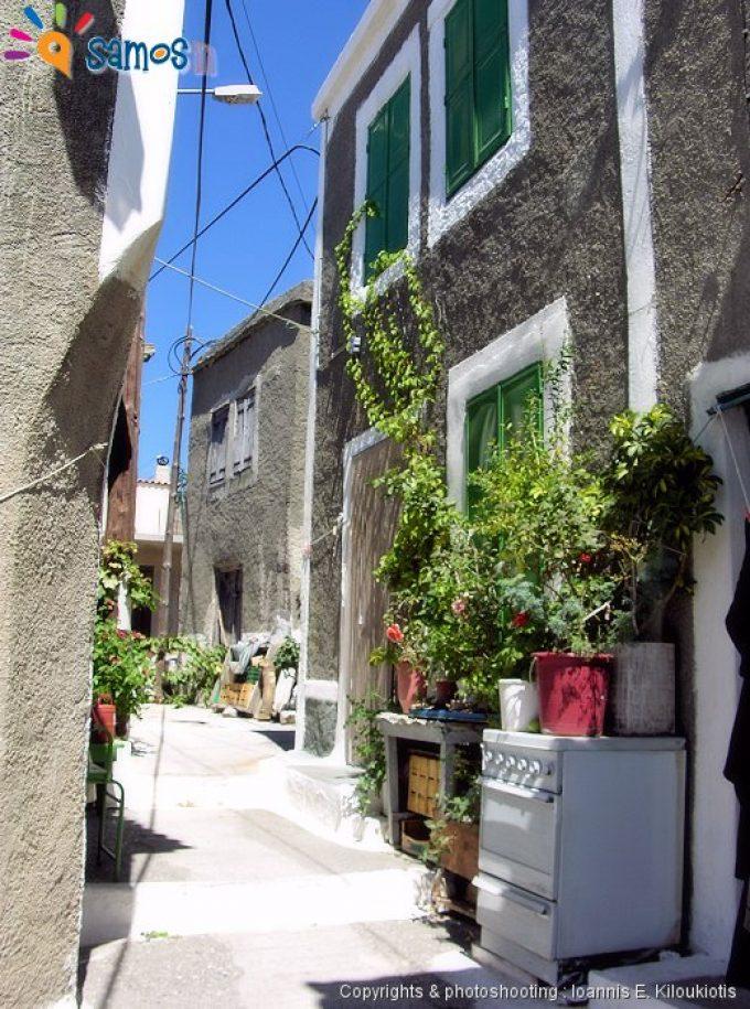 Καλλιθέα, γειτονιά του χωριού