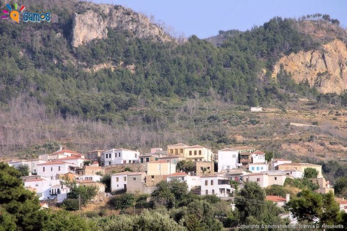 Kontakeika village