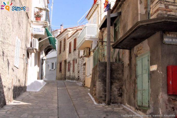 Καστανιά, γειτονιά του χωριού