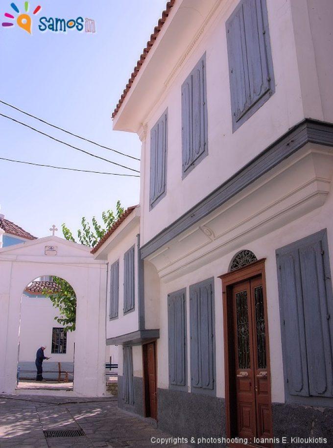 Κοκκάρι, γειτονιά του χωριού