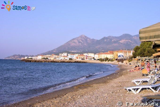 Beach Limani Karlovasu