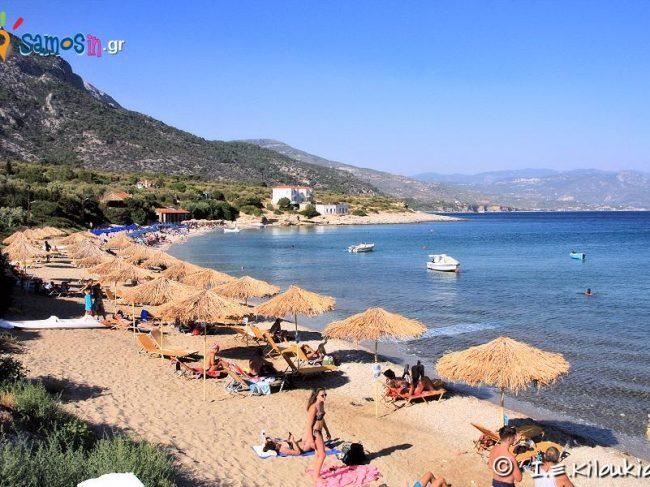 παραλία Λιμνιώνας