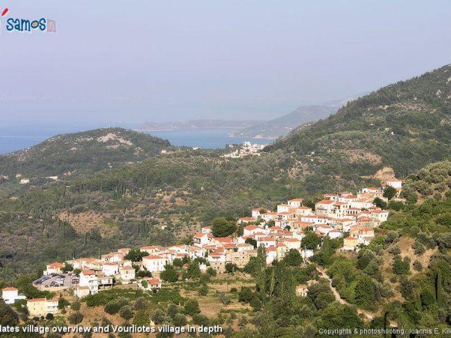 Manolates village