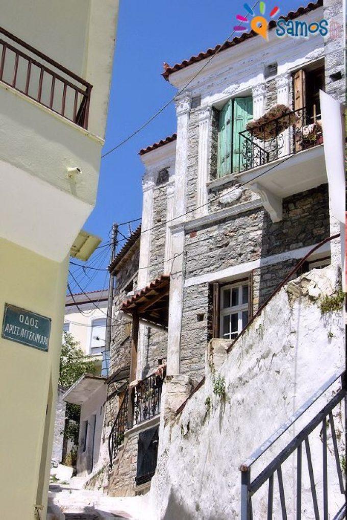 Μαραθόκαμπος, γειτονιά του χωριού