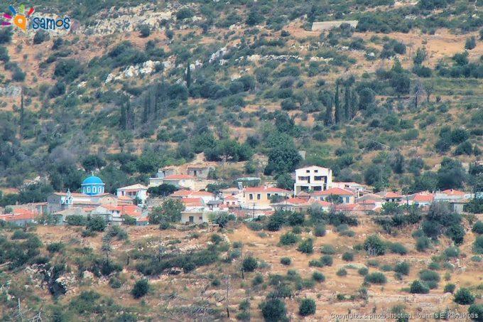 Mavratzei village