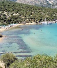 Beach Megali Lakka