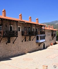 Megali Panagia Monastery