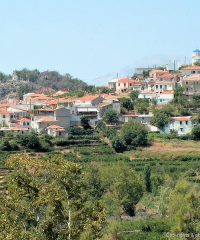 Mesogios village