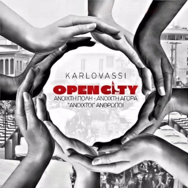 Karlovassi Open City