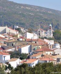 Paleokastro village