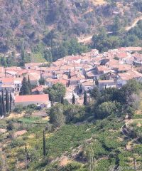 Pandrosos village