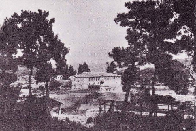 Μοναστήρι Προφήτη Ηλία