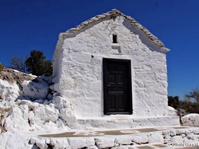 Prophet Elias chapel at Svala area
