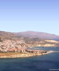 Pythagoreio town