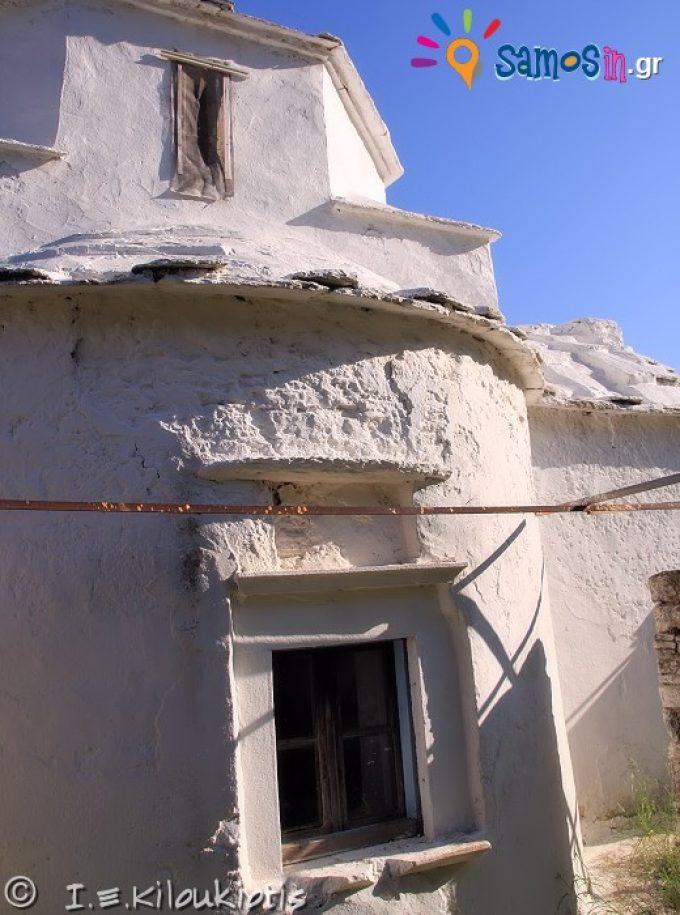 Agios Georgios metochi at Marathokampos