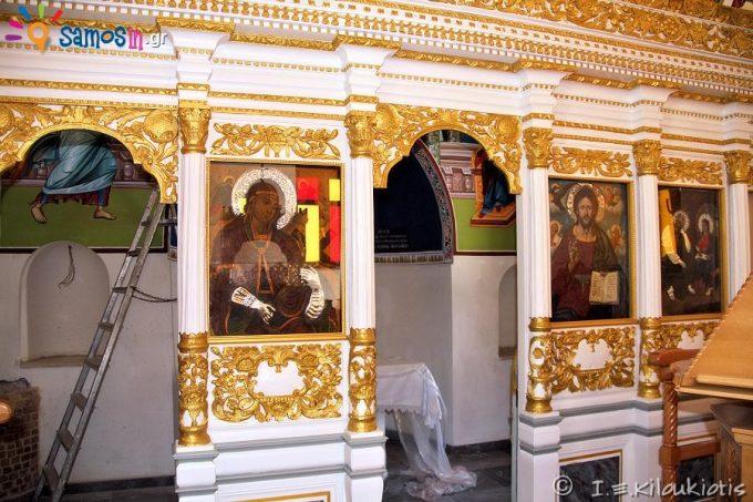Monastery Agios Ioannis Theologos