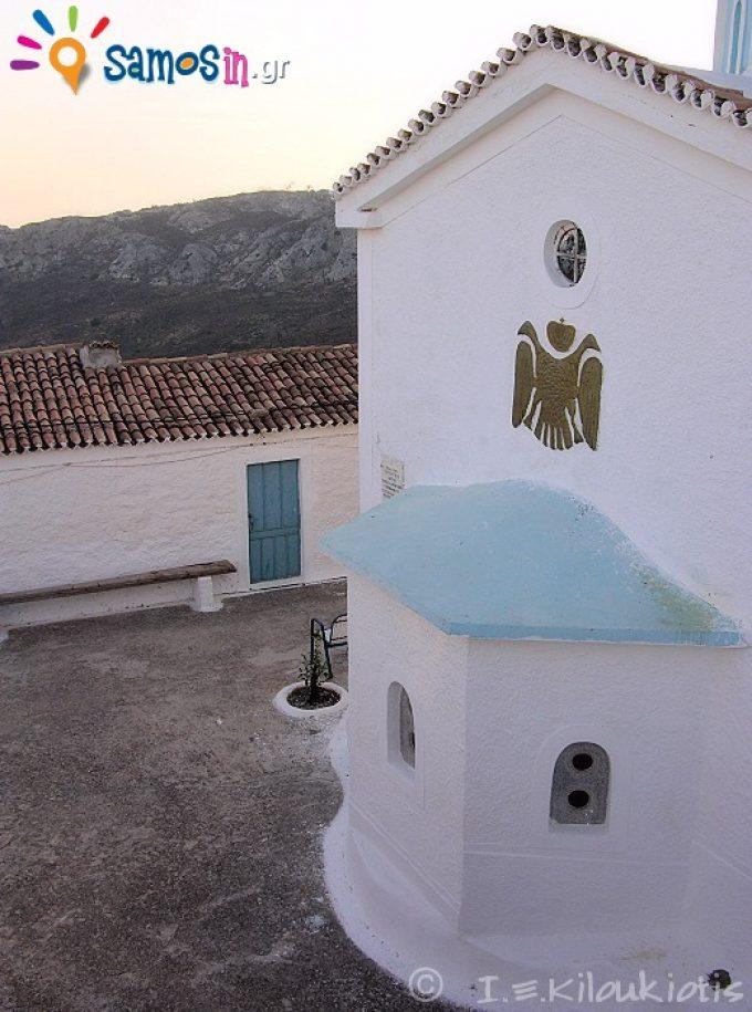 Monastery of Evaggelistrias at Pagonda village