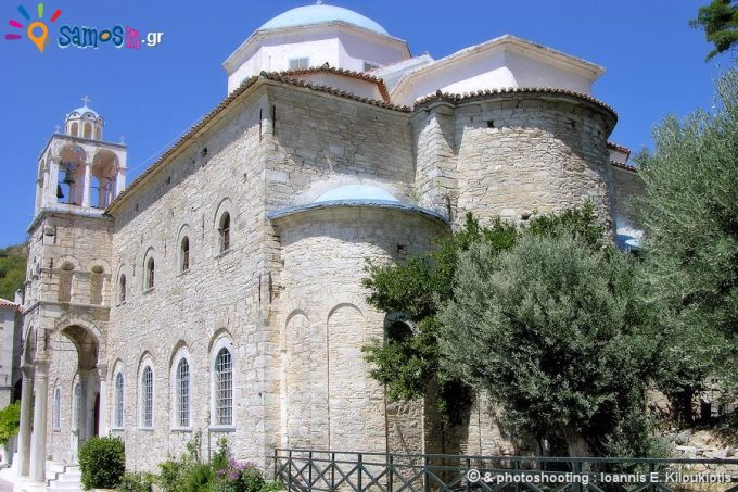 Μοναστήρι Τιμίου Σταυρού στην Σάμο