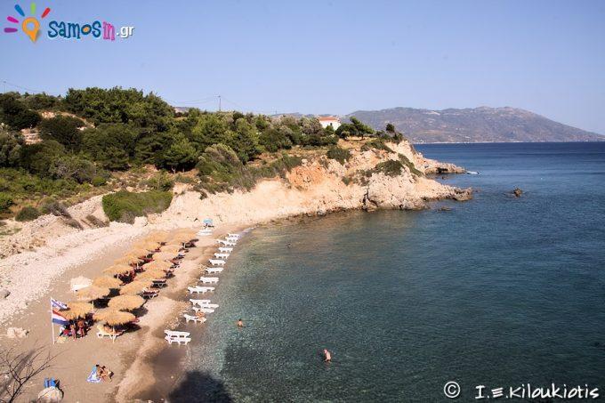 Tripinti beach