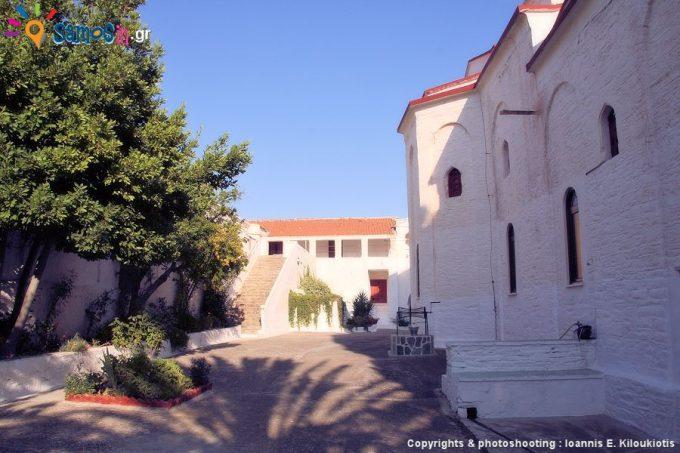 Μοναστήρι Ζωοδόχου πηγής στην Βλαμαρή