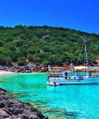 παραλία Σαμιοπούλα