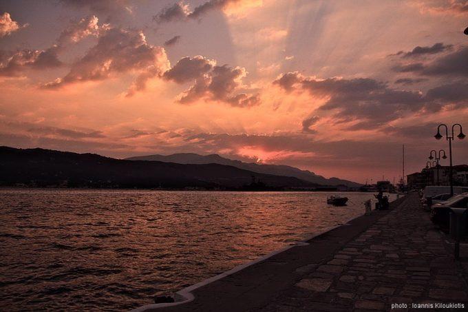 Σάμος, το λιμάνι