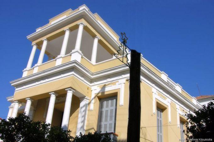 Σάμος, αρχιτεκτονική
