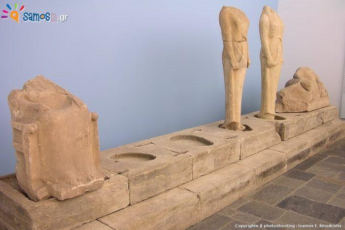 Σύνταγμα αγαλμάτων του γλύπτη Γενέλεω