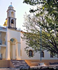 Agios Ioannis Prodromos Church at Leka village