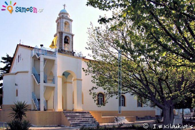 Ναός Αγίου Ιωάννη του Προδρόμου στην Λέκα