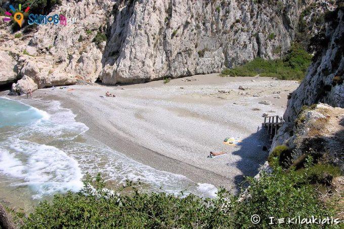 παραλία Μικρό Σεϊτάνι