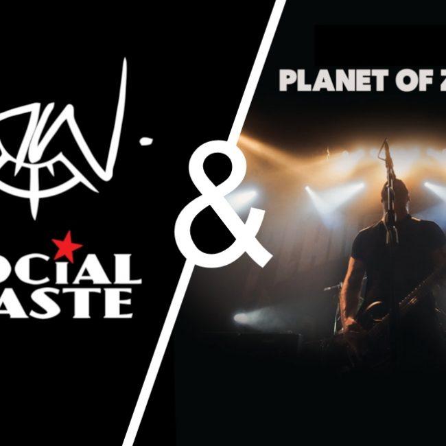 Social Waste & Planet of Zeus